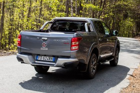 Fiat Professional Fullback Heck Autohaus Paschke Offenburg